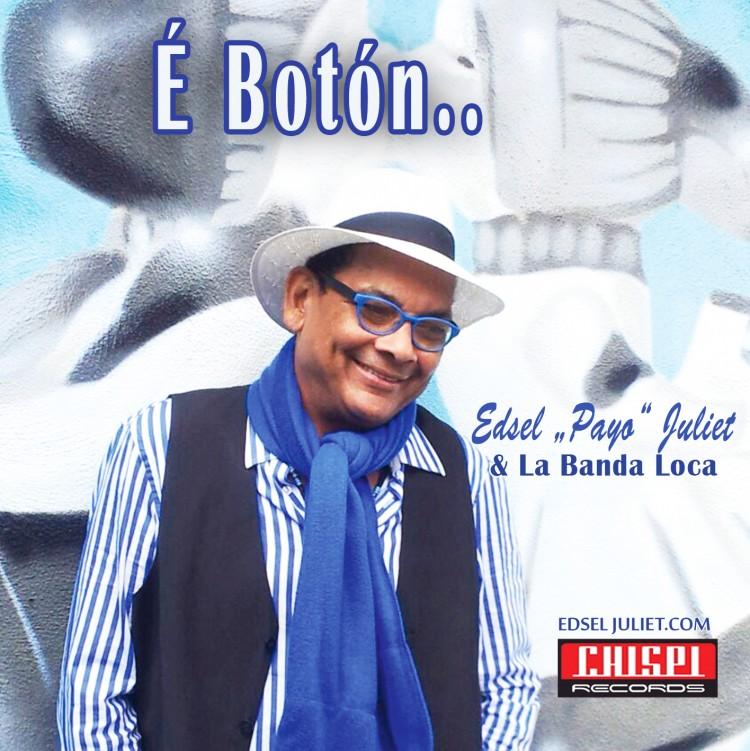 cd cover E Botón