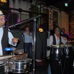 Kick off Salsa Session Band Amsterdam
